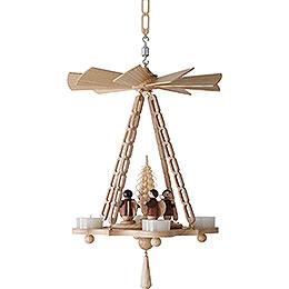 1 - st�ckige H�ngepyramide Engel  -  30cm