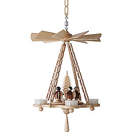 1 - tier hanging pyramid Angel  -  30cm / 11.8inch