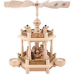 2 - stöckige Pyramide Christi Geburt  -  35cm