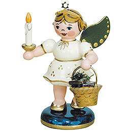 Angel with gingerbread  -  6,5cm / 2,5inch