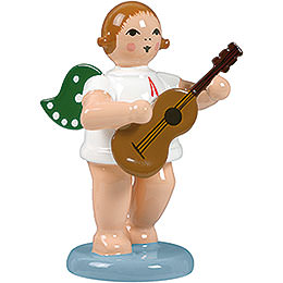 Angel with guitar  -  6,5cm / 2.5inch
