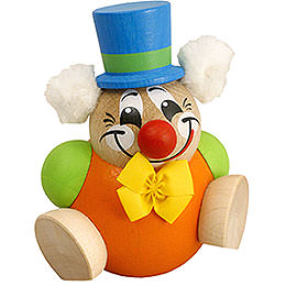 Ball Figur Clowny  -  8cm / 3 inch