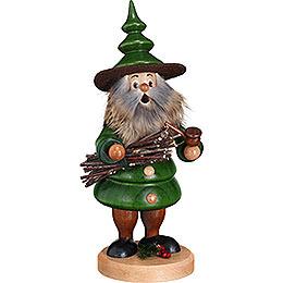 Baumwichtel Holzsammler  -  21cm