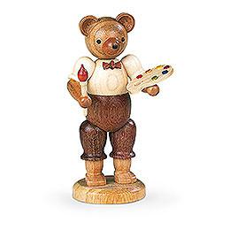 Bear Painter  -  10cm / 4 inch