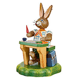Bunny school Our smart Fritz  -  8cm / 3inch