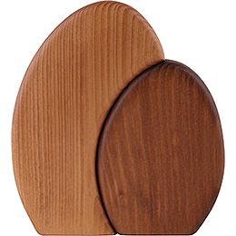 Bush Light Brown  -  15cm / 5.9 inch