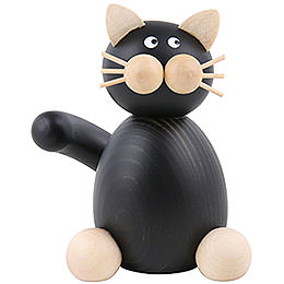 Cat Hilde sitting  -  7cm / 2.8inch