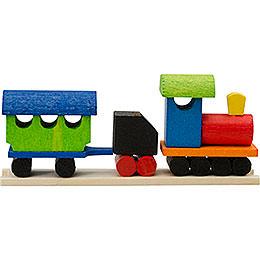 Christbaumschmuck Eisenbahn  -  5cm