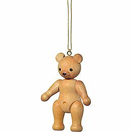 """Christbaumschmuck """"Teddy stehend""""  -  7cm"""
