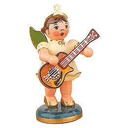 Engel mit Westerngitarre  -  6,5cm