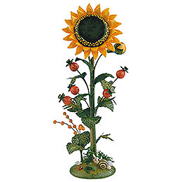 "Flowers insulare ""sunflower""  -  24cm / 9,5inch"