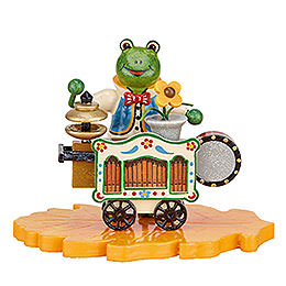 Frog Street Organ Player  -  8cm / 3 inch