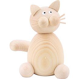 Katze Moritz sitzend  -  7cm