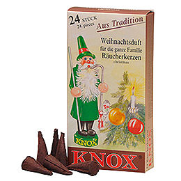 Knox Incense Cones  -  Christmas