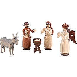 Manger - Figurines  -  Holy Family  -  13cm / 5 inch