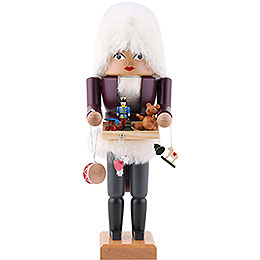 Nutcracker Christmas Market Salesperson  -  30cm / 12 inch