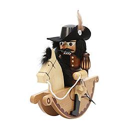 Nutcracker Horse Rider Musketeer  -  22,0cm / 9 inch