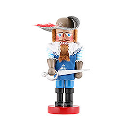 Nutcracker Musketeer Aramis  -  Limited edition  -  29cm/ 11,4 inch