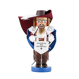 Nutcracker Musketeer Athos  -  Limited edition  -  29cm / 11,4inch