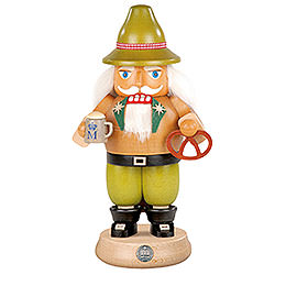 Nutcracker  -  Octoberfest Bavarian  -  23cm / 9 inch
