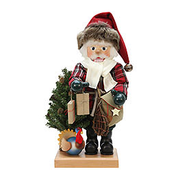 Nutcracker  -  Rustic Santa Claus Limited   -  47cm / 19 inch