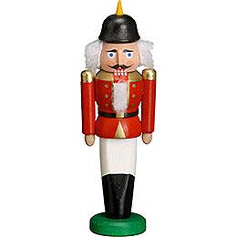 Nutcracker Soldier red  -  9cm / 3.5 inches