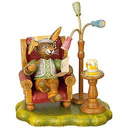 Rabbit Grandpa  -  10cm / 4 inch