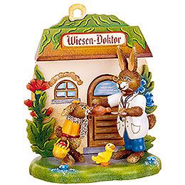 Rabbit doctor  -  12cm / 5inch