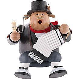 Räuchermännchen Kantenhocker Musiker  -  16cm