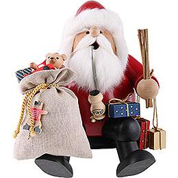 R�ucherm�nnchen Weihnachtsmann  -  26cm