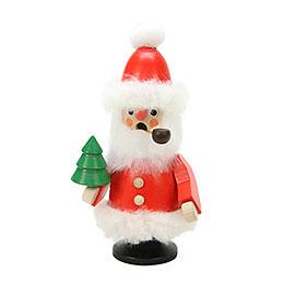 R�ucherm�nnchen Weihnachtsmann rot  -  12,0cm
