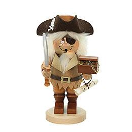 R�ucherm�nnchen  -  Wichtel Pirat  -  27,5cm