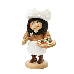 R�ucherm�nnchen Wichtel Pizzab�cker  -  29cm