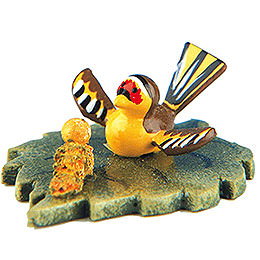 Set of Six -  the Forage for Food  -  1,5cm / 0,5 inch