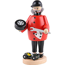 Smoker Car mechanic  -  21cm / 8 inch