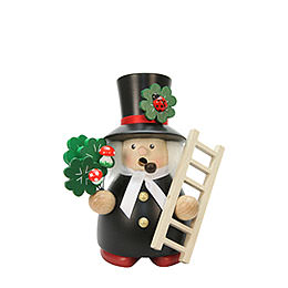 Smoker  -  Chimney Sweep  -  14,5cm / 6 inch