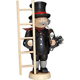 Smoker Chimney Sweep  -  30cm / 12 inch
