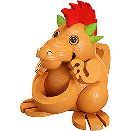 Smoker  -  Dragon  -  12cm / 5 inch