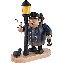 Smoker Drunk captain  -  24cm / 9 inch