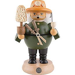 Smoker Gardener  -  14cm / 6 inch