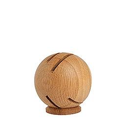 Smoker Globe modern Oak  -  11cm / 4 inch