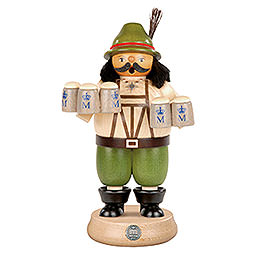 Smoker Landlord  -  21cm / 8 inches / 8 inches