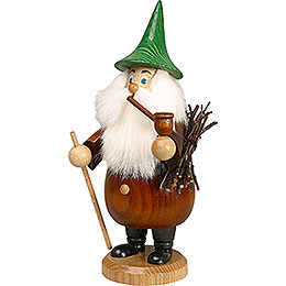 Smoker Rooty - Dwarf brown  -  19cm / 7 inches