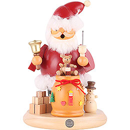 Smoker Santa Claus  -  18cm / 7 inches