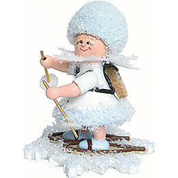 Snowflake Snow Hiking  -  5cm / 2 inch