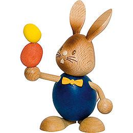 Snubby Bunny juggler  -  12cm / 4.7inch