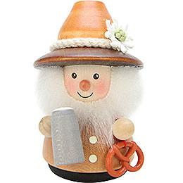 Teeter man Bavarian natural  -  8,0cm / 3.1inch