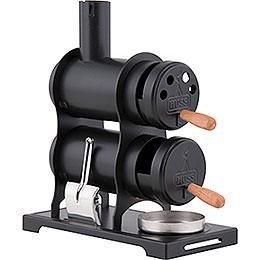 The Workshop Stove Black  -  13,5cm / 5.3 inch