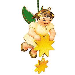 Tree ornament Angel stars taler 6cm / 2,5inch