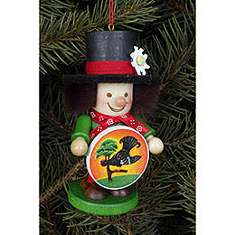Tree ornament Champion Marksman  -  10,5cm / 4 inch